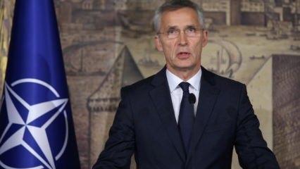 NATO Başkanı'ndan bomba Barış Pınarı Harekatı açıklaması