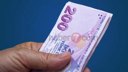 2020 Emekli maaşı zam oranları belli oldu! 408 TL'ye kadar artacak