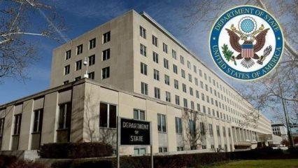 ABD Dışişleri rahat duramadı! Türkiye'ye karşı skandal hamle