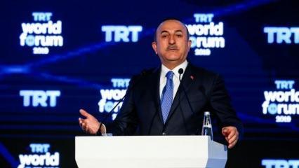 Bakan Çavuşoğlu: 35 saatleri kaldı! Yoksa operasyon başlayacak