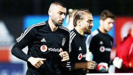 Beşiktaş'ta tam 7 isim sakat!