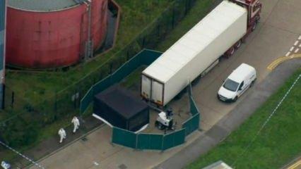 Bir kamyon dolusu ceset bulundu! Hangi ülkeden geldiği belli oldu