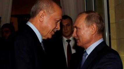 Böyle duyurdular: Erdoğan hedefine ulaştı