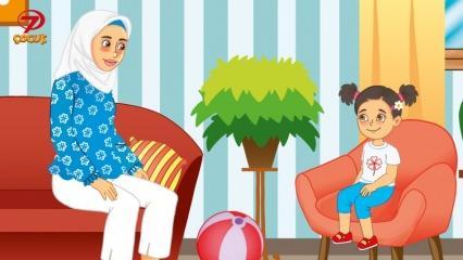 Meraklı Çocuk İle Annesi: Her şey O'na tanıktır