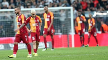 Galatasaray, Vodafone Park'ta gülemiyor