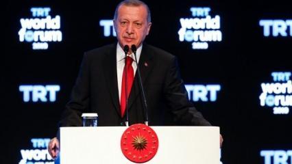Son dakika:120 saat dolarken Erdoğan yarını işaret edip sinyali verdi