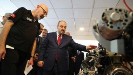 Türkiye'de bir ilk! Üretimine başlandı
