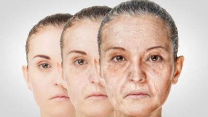 Vücut yaşını hesaplama yöntemleri nelerdir? Elinizdeki deriyi sıkın 20 saniye sonra...