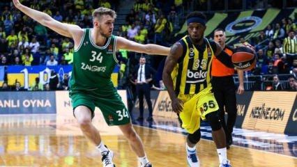 Fenerbahçe Beko yine kaybetti! Büyük şok...
