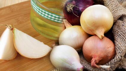 Kuru soğanın faydaları nelerdir? Bir hafta boyunca kuru soğan suyu içerseniz ne olur?
