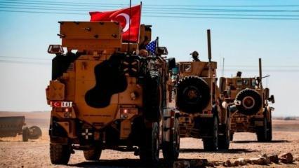 Türkiye sınırında ABD sürprizi! Esed devreye girdi YPG ABD'ye yalvardı