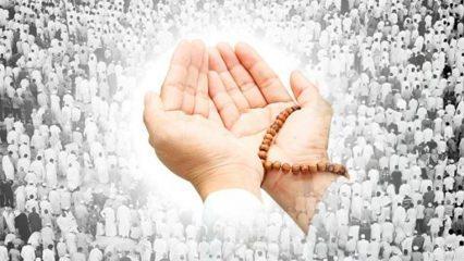 Umre yaparken okunacak dualar! Kabeyi görünce nasıl dua edilmeli? En güzel kabe duaları