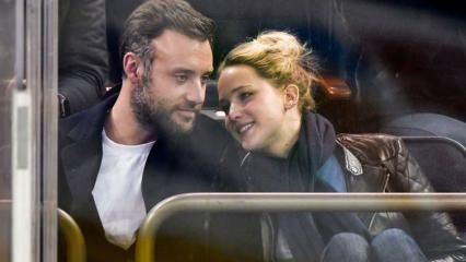 Jennifer Lawrence ile eşi Cooke Maroney balayı için Endonezya'yı seçti