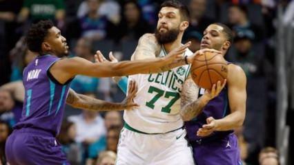 Boston Celtics kazanmaya devam ediyor