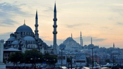 İstanbul'un en güzel ve görkemli camileri