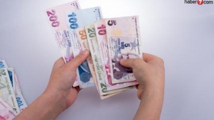 2020 AGİ ve asgari ücret maaş zam oranları açıklandı! En düşük asgari zammı...