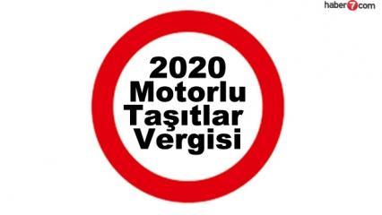 2020 MTV zamları açıklandı! Tüm araçların Motorlu Taşıtlar Vergisi ücretleri...