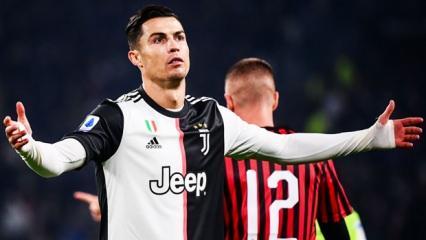 Çıldırtan karar! Ronaldo stadı terk etti