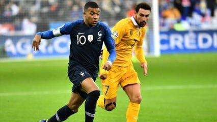 Fransa zor da olsa kazandı ve liderliği aldı!