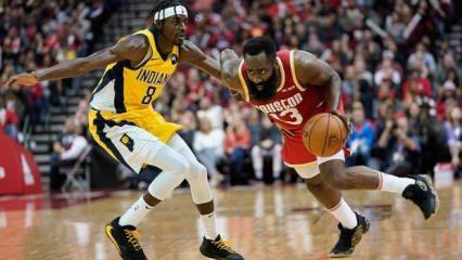 Houston Rockets'ta Harden şov devam ediyor