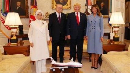 Son dakika haberi: Erdoğan ve Trump ortak açıklama yapıyor!
