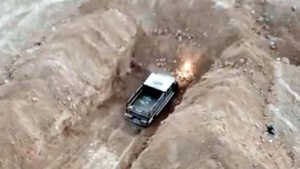 Tel Abyad'da terör saldırısı son anda önlendi