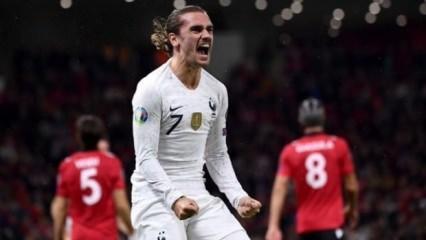 Fransa hata yapmadı ve grubu lider bitirdi!