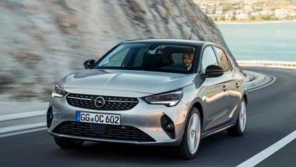 Yeni Opel Corsa'nın fiyatı belli oldu