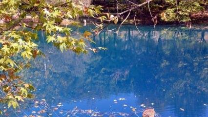 Kahramanmaraş'ın gizemli cenneti: Yeşilgöz