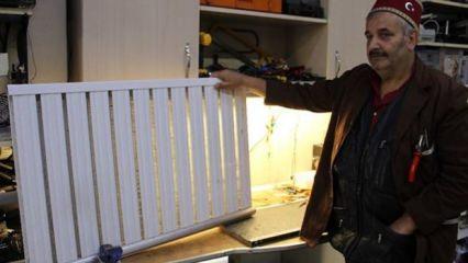 Kışa özel buluş: Eviniz 7.5 liraya ısınacak