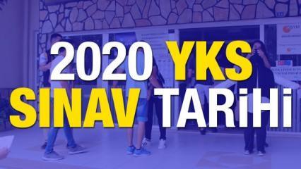 2020 YKS sınavı ne zaman? Üniversite sınavı TYT, AYT, YDT başvuru tarihleri