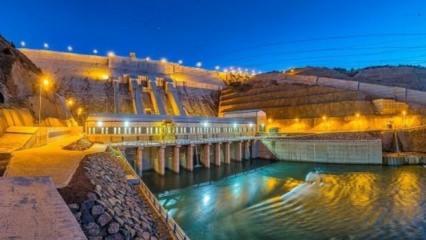 Yukarı Kaleköy Barajı ve HES Projesi'ne