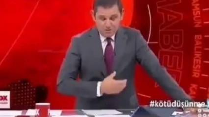 Fatih Portakal'dan büyük hadsizlik! Erdoğan'ın taklidini yaptı
