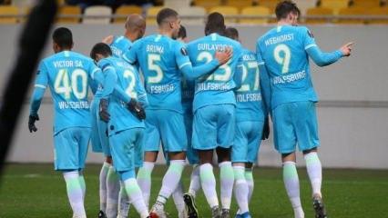 Gent, Wolfsburg ve AZ Alkmaar son 32'de
