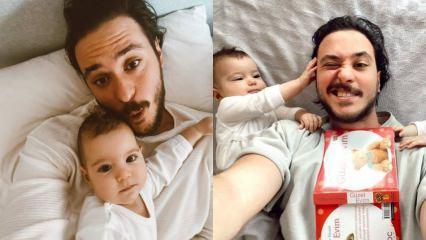 Anıl Altan ikizleriyle yaptığı paylaşım beğeni rekoru kırdı!