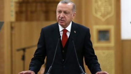 Erdoğan'dan Yunanistan ve Fransa'ya NATO'da tarihi fırça!