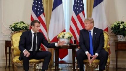 """Fransa ile ABD arasında """"vergi gerilimi"""" tırmanıyor"""