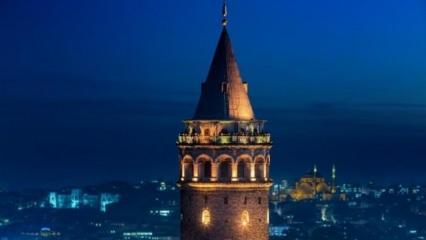 Galata Kulesi'ne gitmenin 4 farklı yolu- Giriş ücreti ne kadar?