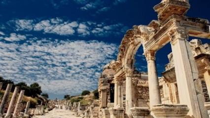 Her köşesi açık hava müzesi Türkiye'de görülmesi gereken 10 antik kent