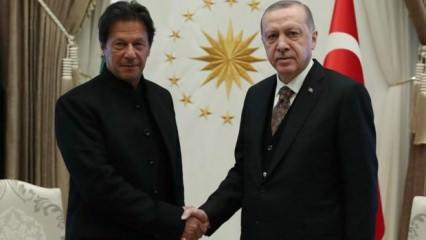 Pakistan Başbakanı İmran Han'dan 'Diriliş Ertuğrul' talimatı!