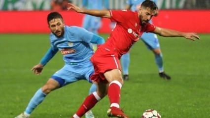 5 gollü Karadeniz derbisinde kazanan Rizespor!
