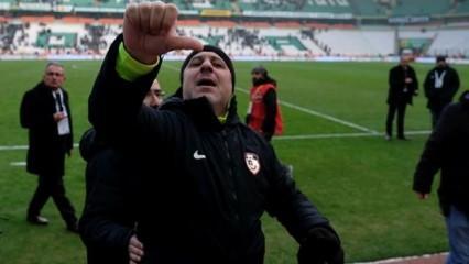 Konya'da maç sonu olay! Sumudica...