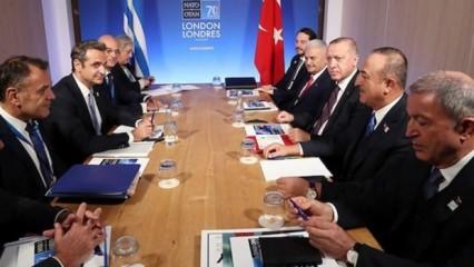 Kritik zirve sonrası Yunanistan'dan ilk açıklama: Talimat verdim!