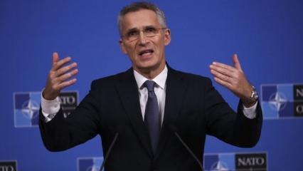NATO Başkanı Stoltenberg'den çok kritik '5. madde' açıklaması
