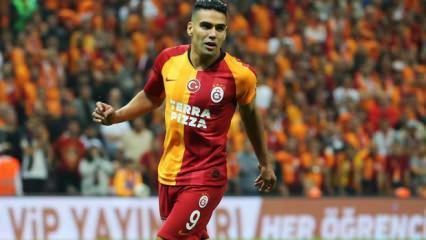 Fatih Terim'den PSG için Falcao kararı!