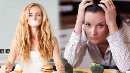 Diyeti bozdum ne yapmalıyım? Bozulan diyet nasıl telafi edilir?