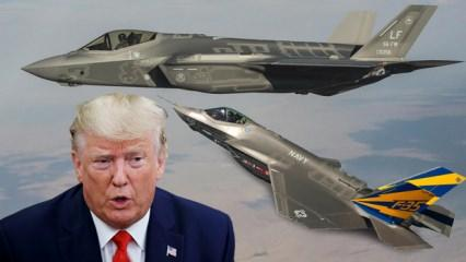 Trump'tan NATO zirvesi öncesi bomba Türkiye ve F-35 açıklaması