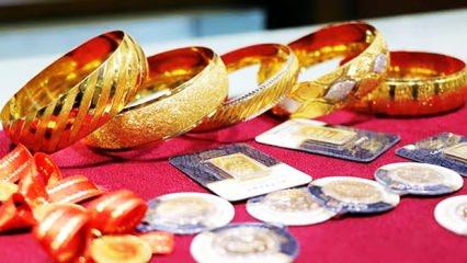 11 Aralık altın fiyatları ani yükseliş! Bugün gram altın ve çeyrek altın alış satış ne kadar?