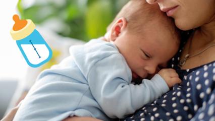 Anne sütünün kalitesi nasıl arttırılır? Anne sütünün yağlı olması için ne yapılmalı?