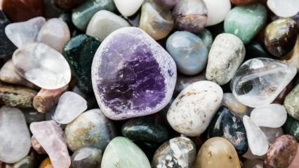 Doğal taşlar ne işe yarar? Doğal taşlar hangi hastalıklara iyi gelir?
